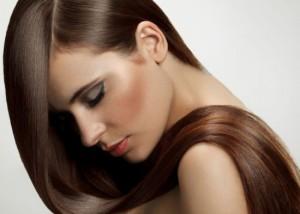 Dlouhé krásné vlasy