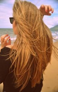 Dlouhé vlasy a extra objem