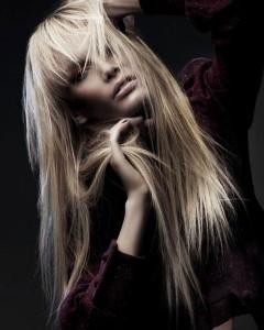 Platinová blond